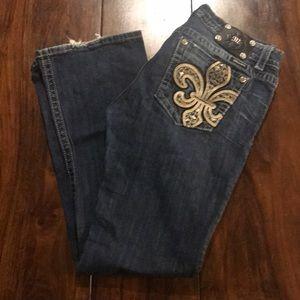 Miss me size 33 long jeans.